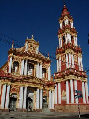 Foto de la Iglesia San Francisco, Salta.
