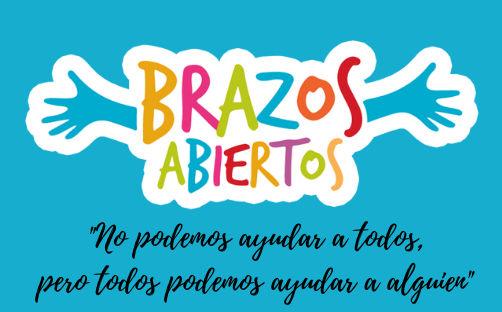 Imagen banner logo Fundación Brazos Abiertos, Salta