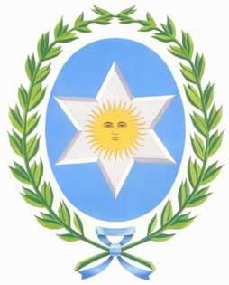 Foto del Escudo de Salta.